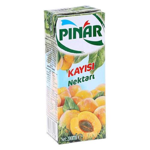 Pınar Meyve Suyu Kayısı 200 Ml.