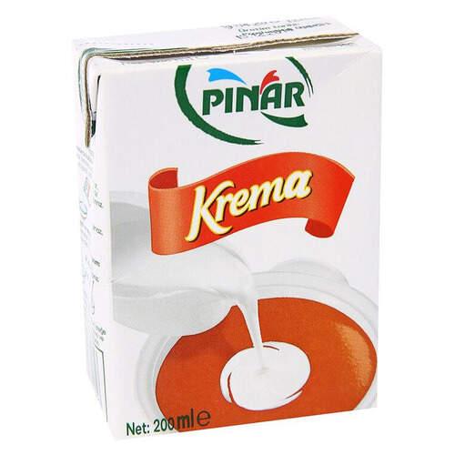 Pınar Sıvı Krema 200 Ml.