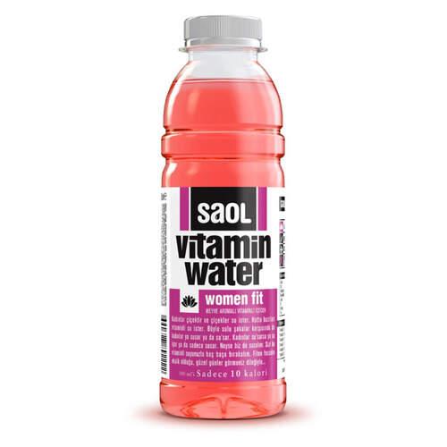 Saol Vitaminli Su Women 500 Ml.