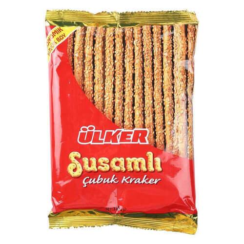 Ülker Susamli Çubuk Kraker 80 Gr.
