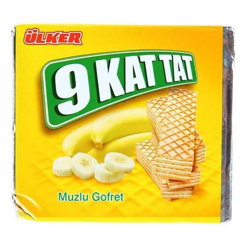 Ülker 9 Kat Muzlu Gofret 39 Gr.