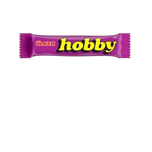 Ülker Hobby Çikolata Kaplı Fındıklı Bar 25 Gr