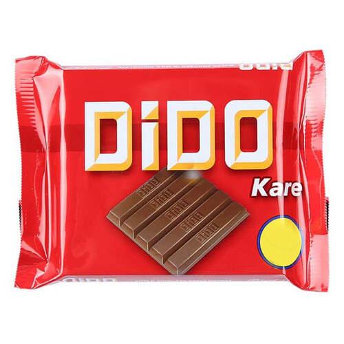 Ülker Dido Kare Çikolata 50 Gr.