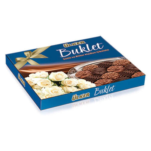 Ülker Mavi Buklet Çikolata 208 Gr.