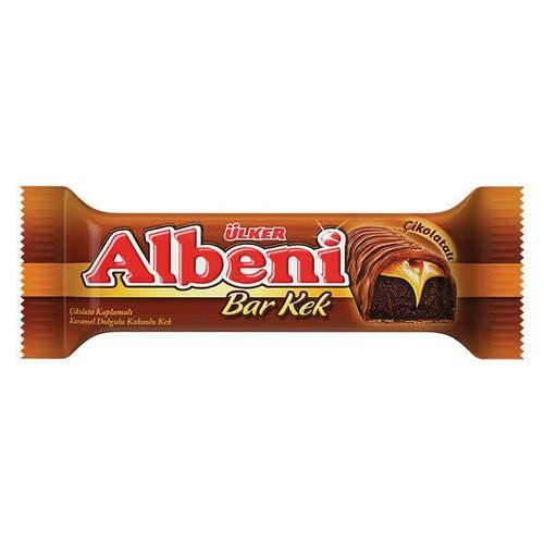Ülker Albeni Çikolata Kaplı Kek 43 Gr.