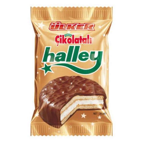 Ülker Halley Çikolata 30 Gr.