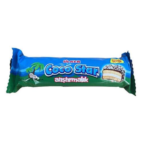 Ülker Cocostar Bisküvi 66 Gr.