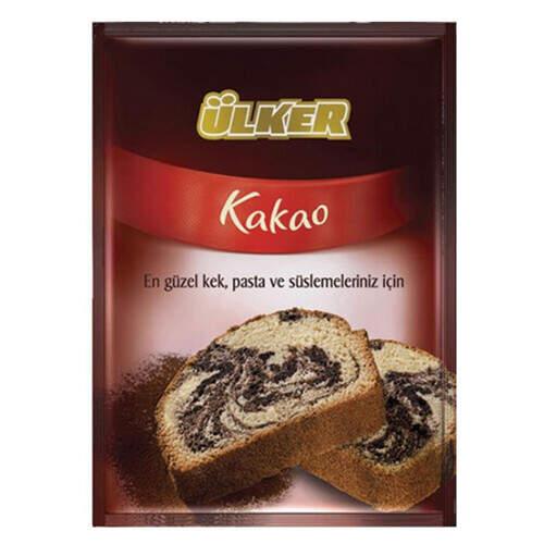 Ülker Poşet Toz Kakao 25 Gr.