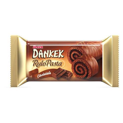 Ülker Pasta Çikolatali Dankek Rulo 245 Gr.