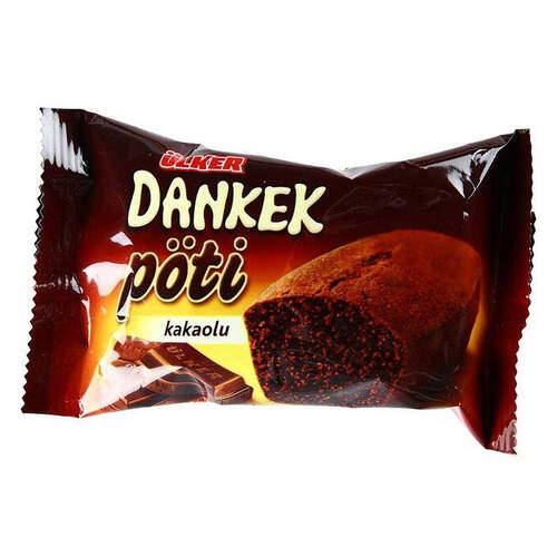 Ülker Dankek Pöti Muffin Kek Kakaolu 35 Gr.
