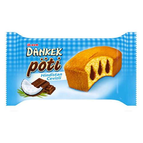 Ülker Dankek Pöti Muffin Kek Hindistan Cevizli 35 Gr.