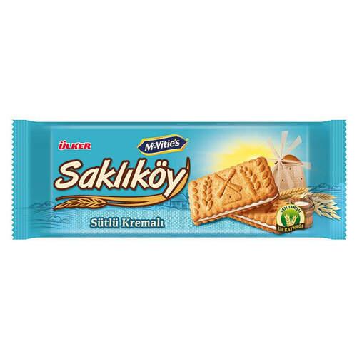 Ülker Saklıköy Çikolatalı Sütlü Kremalı 100 Gr.