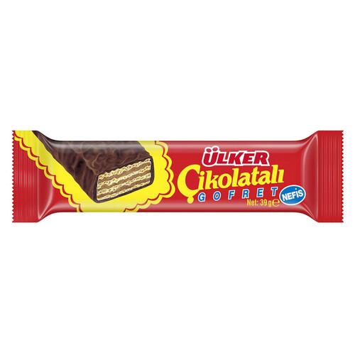 Ülker Çikolatalı Gofret 39gr.