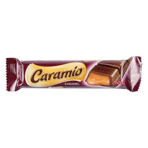Ülker Karamel Baton Çikolatalı Caramio 35 Gr.