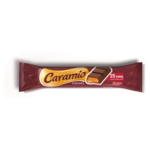 Ülker Caramio Finger Çikolata 9 Gr.