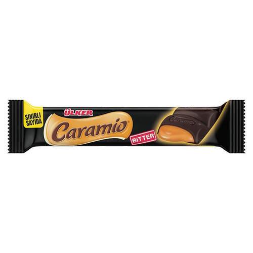 Ülker Bitter Baton Caramio 35 Gr.