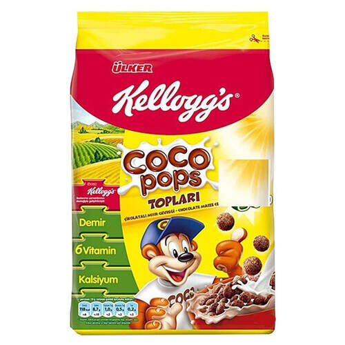 Ülker Cocopops Topları 50 Gr.