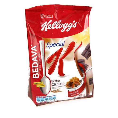 Ülker Kelloggs Bitter Çikolata 400 Gr.
