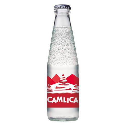 Çamlıca Cam Gazoz 250 Ml.