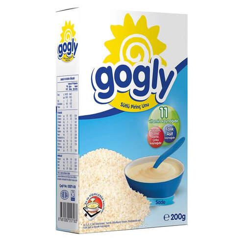 Ülker Gogly Sade Pirinç Unu 200 Gr.