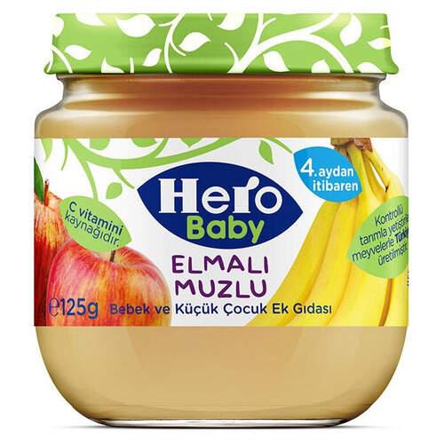Ülker Hero Baby Elma Muz 125 Gr.
