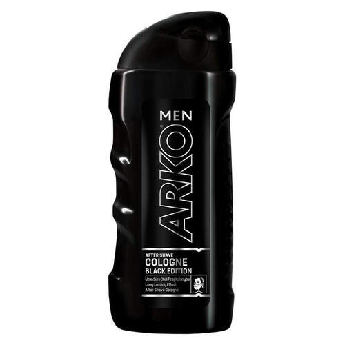 Arko Men Black Edition Traş Kolonyası 250 Ml.