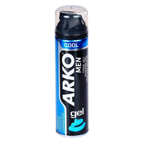 Arko Cool Traş Jeli 200 Ml.