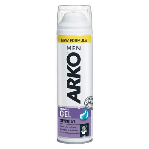 Arko Gold Power Traş Jeli 200 Ml.