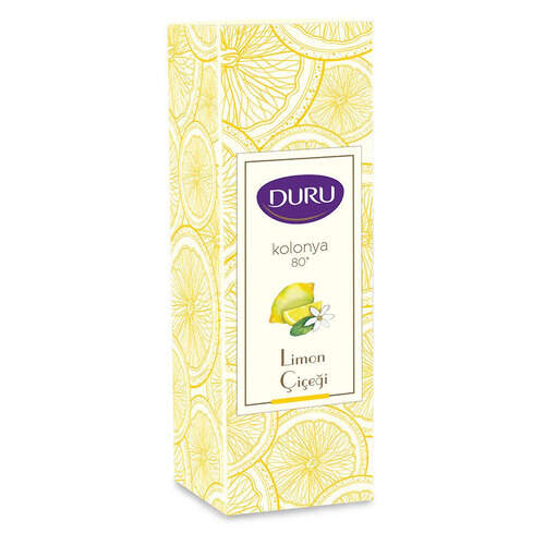 Duru Kolonya Limon Pet Şişe 200 Ml.