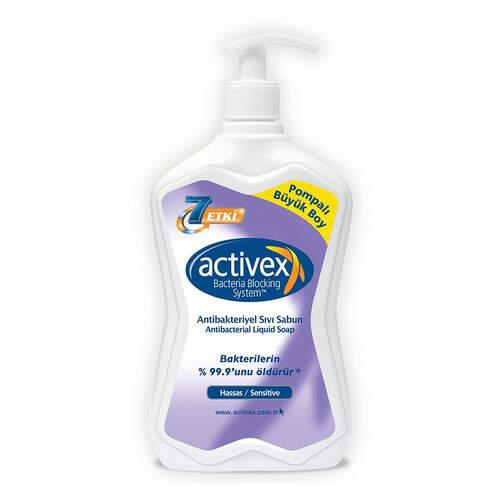 Activex Antibakteriyel Sıvı Sabun 700 Ml.