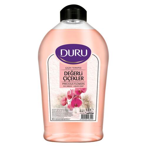 Duru Sıvı Sabun Değerli Çiçekler1500ml.