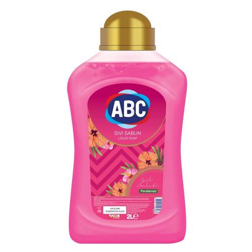 Abc Sıvı Sabun Gül Buketi 2000ml.