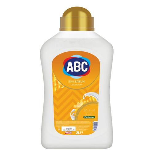 Abc Sıvı Sabun Bal Ve Süt 2000ml.