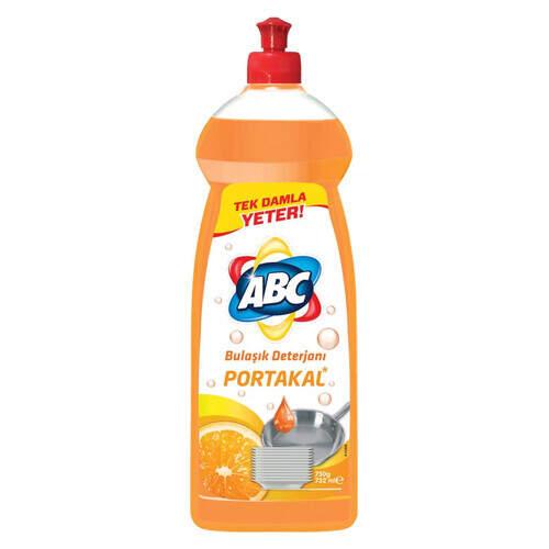 Abc Portakal Sıvı Bulaşık Deterjanı 685 Gr.