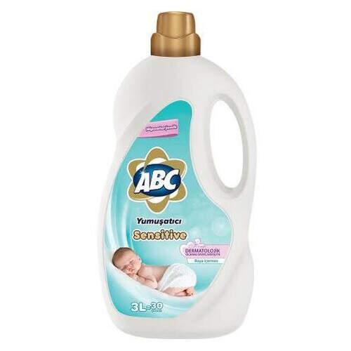 Abc Yumuşatıcı 3lt.sensitive