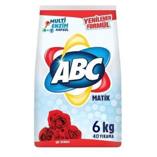 Abc Matik Gül 6000 Gr.