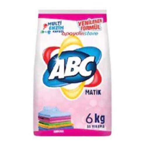 Abc Matik Color 6000 Gr.