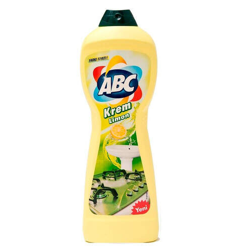 Abc Krem Limon Kokulu Yeni 750 Ml.