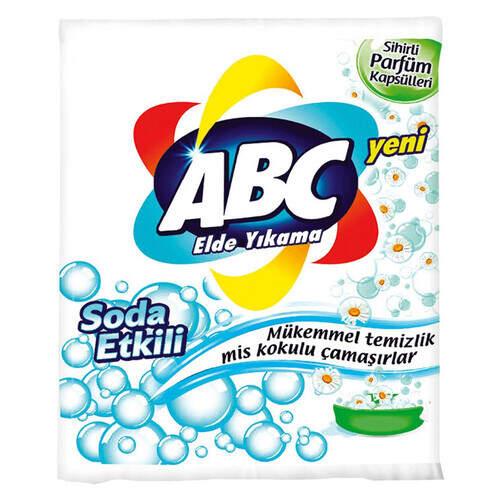 Abc Elde Yıkama Soda Etkili 600 Gr.