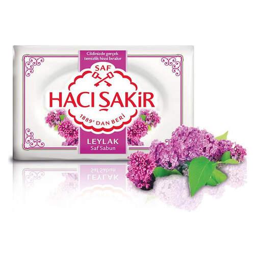 Hacı Şakir Banyo Sabunu Leylak 150 Gr.