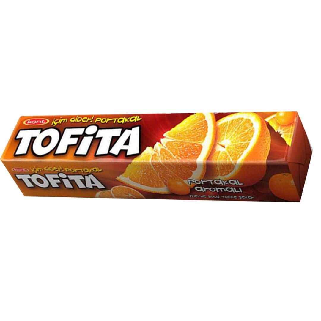 Kent Tofita Portakal 47 Gr.