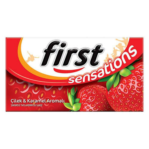 First Sensations Çilek Rüyası 27 Gr.