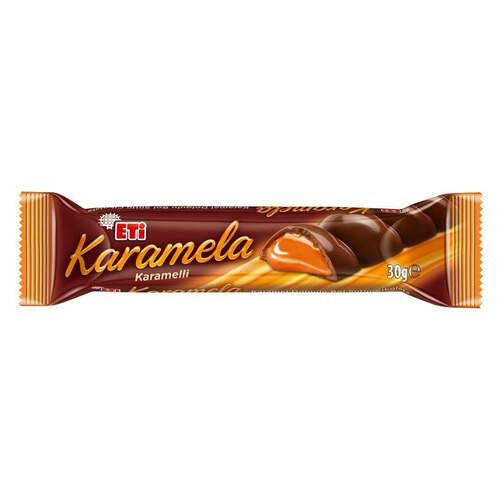 Eti Sütlü Çikolata Karemela 30 Gr.