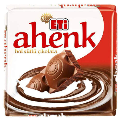 Eti Ahenk Sütlü Çikolata 65 Gr.