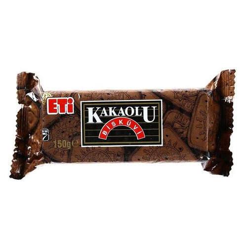 Eti Kakaolu Bisküvi 125 Gr.