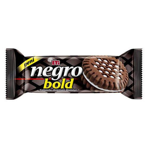 Eti Negro Bold Kremalı Bisküvi 120 Gr.