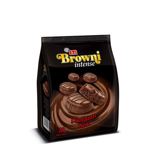 Eti Browni İntense Çikolatalı 160 Gr.