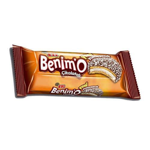 Eti Benimo Çikolatalı Lokmalık 216 Gr.