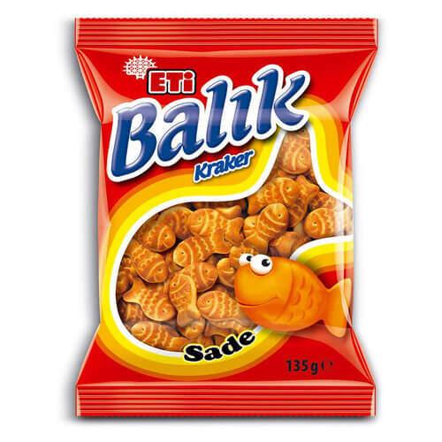 Eti Balik Kraker 85 Gr.