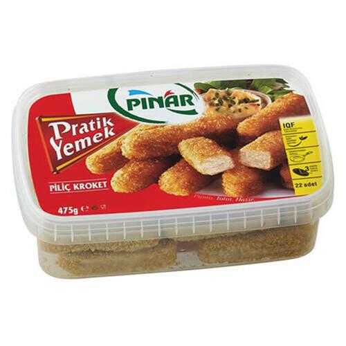 Pınar Ekonomik Piliç Kroket 475 Gr.